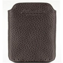 Genuine Leather iPhone Mobile Cover with Secure Strap