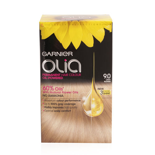 Garnier Olia Permanent Hair Colour 9.0 Light Blonde