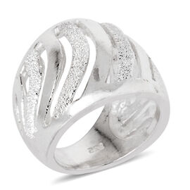 Thai Sterling Silver Ring, Silver wt 9.15 Gms.