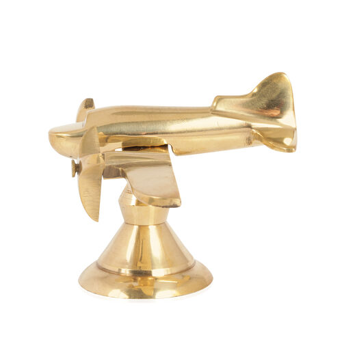 Home Decor - Miniature Table Top in Gold Bond