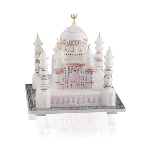 Home Decor - Hand Carved Taj Mahal