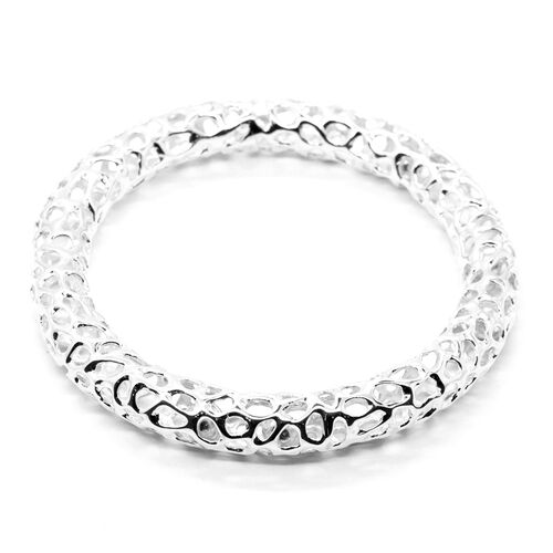 RACHEL GALLEY Allegro Bangle in Sterling Silver