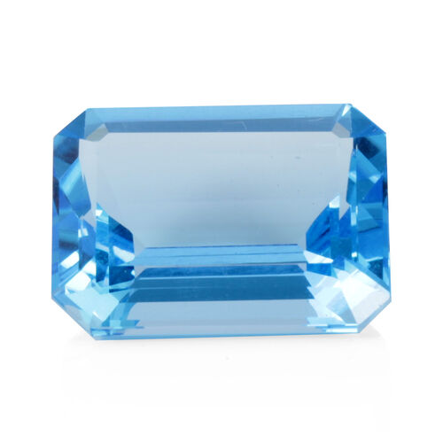 London Blue Topaz (Oct 18x13 mm Faceted 4A) 16.510 Ct.