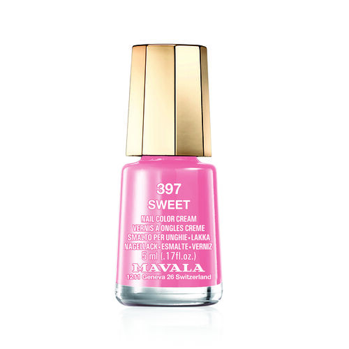 MAVALA - Sweet 397 Nail Polish and Parme 505 Lipstick