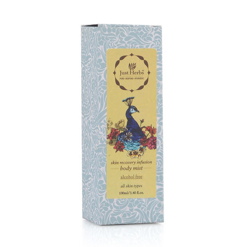 EXCLUSIVE TO TJC  - Just Herbs Body Mist (100 ml)