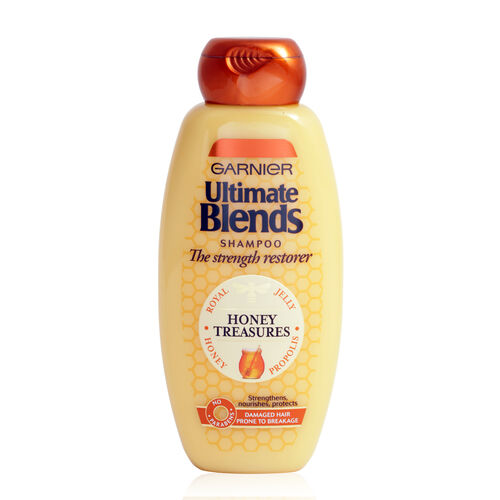 Garnier Ultimate Blends Nourishing Repairer Shampoo 400ml