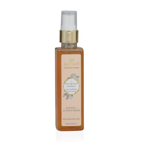 (Option 3) Just Herbs Pore Refining Facial Toner (100ml)