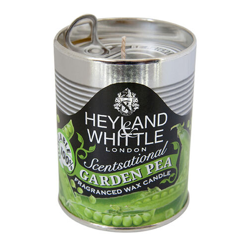 Heyland and Whittle 459 Kitchen and Garden Candle Duo Garden Pea and Tomato and Herb 250 Gms.
