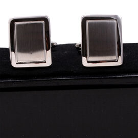 (Option 2) Close Out Deal Cufflink in Stainless Steel