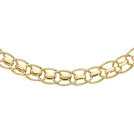 9K Y Gold Chain (Size 20)