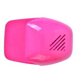 Pink Colour Nail Dryer (Size 15x10 Cm)