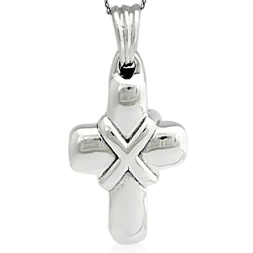 Thai Statement Collection Sterling Silver Cross Pendant, Silver wt 6.50 Gms.
