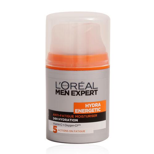 LOreal Men Expert Hydra Energetic Daily Moisturiser 50ml