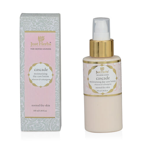 Just Herbs Cascade Day Care Lotion (100 ml)
