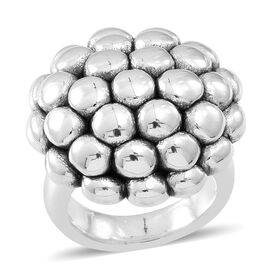 Statement Collection Sterling Silver Ring, Silver wt 12.50 Gms.