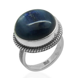 Royal Bali Collection Himalayan Kyanite Ring in Sterling Silver 15.140 Ct.