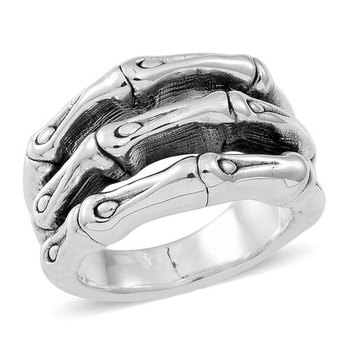 Thai Sterling Silver Ring, Silver wt 5.50 Gms.