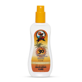 AUSTRALIAN GOLD- SPF 30 Spray Gel 237ml (Delivery 4 to 6 Working Days)