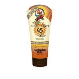 (Option 2) AUSTRALIAN GOLD- SPF 45 Sheer Faces with Bronzer 88ml (Delivery 4 to 6 Working Days)