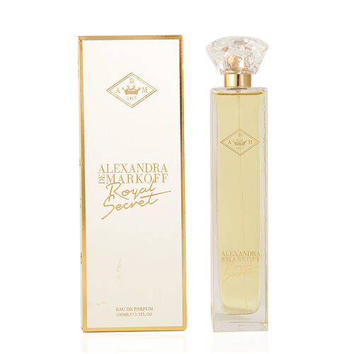 Royal Secret 100ml EDP by Alexandra de Markoff
