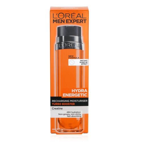 LOreal Men Expert Hydra Energetic X-Treme Turbo Booster Moisturiser 50ml