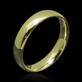 JCK Vegas Collection 9K Y Gold Band Ring