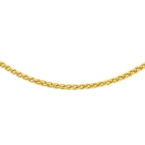 PERSONAL SHOPPER DEAL- ILIANA 18K Y Gold Spiga Chain (Size 20)