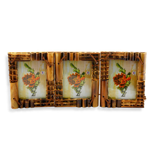 Set of 3 - Hanging Photo Frames (Size 5x7 inch)