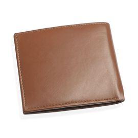 (Option 1) RFID Blocker Tan Colour 6 Card Holder