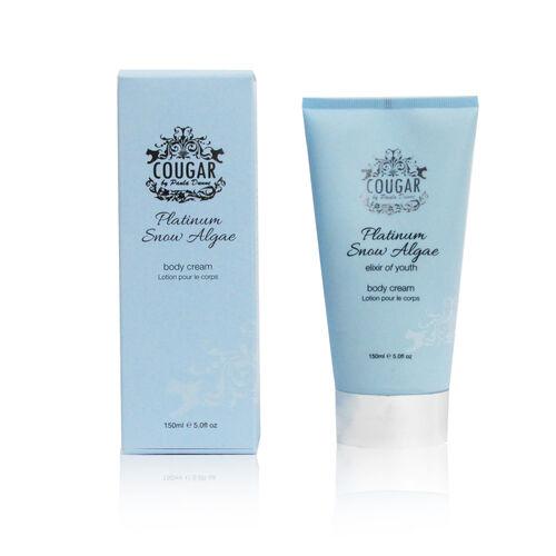 COUGAR- Snow Algae Body Cream