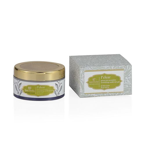 (Option 2) Just Herbs I clear Green Tea - Cucumber Under Eye Gel (50g)