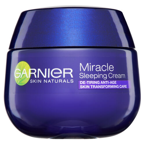 Garnier Miracle Sleeping Face Cream 50ml
