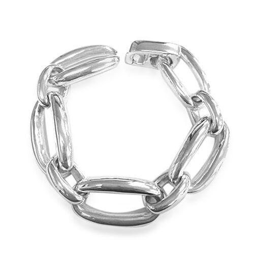 Thai Sterling Silver Bracelet (Size 7.5), Silver wt 28.70 Gms.