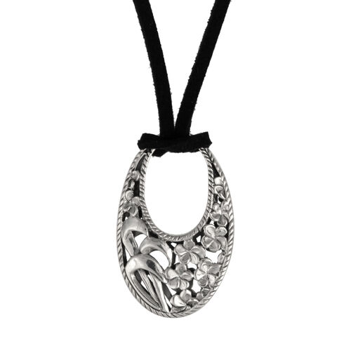 Royal Bali Collection Sterling Silver Pendant, Silver wt 6.37 Gms.