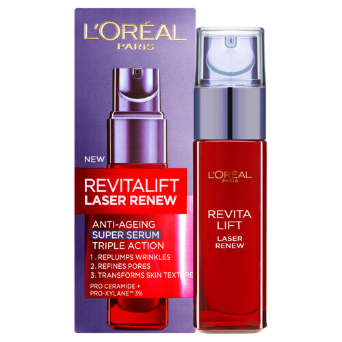 LOreal Revitalift Laser Renew Super Serum 30ml