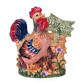 Home Decor - Ceramic Chicken Tableware Containers (Size 18x13x7.5 Cm)