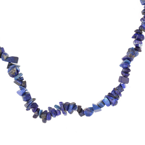 Close Out Deal Lapis Lazuli Necklace (Size 34) 340.000 Ct.