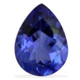 IGI Certified Tanzanite (Pear 12.97x8.21 mm Faceted 4A) 3.880 Ct. (GT3J127001)
