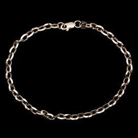 Royal Bali Collection 9K Rose Gold Diamond Cut Belcher Bracelet (Size 7.5), Gold wt 1.58 Gms.