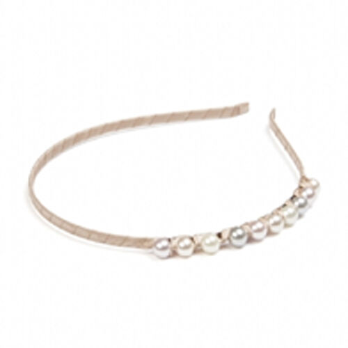 Limited Edition- Faux Pearl Hairband
