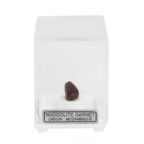 Rhodolite Garnet Irregular Shape Free Plain MixG 10.000 Ct.