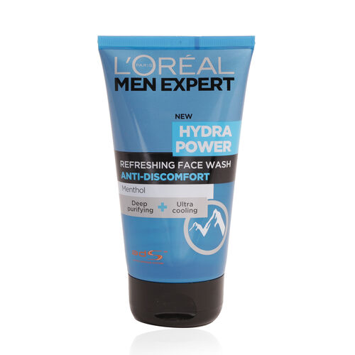 LOreal Men Expert Hydra Power Refreshing Face Wash 150ml