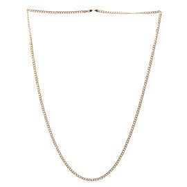 Close Out Deal 14K Y Gold Curb Chain (Size 30), Gold wt 6.98 Gms.