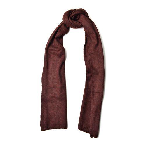 Brown Colour Scarf (Size 210x75 Cm)