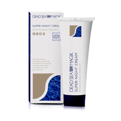 Dead Sea Spa Magik- Super Night Cream 75ml