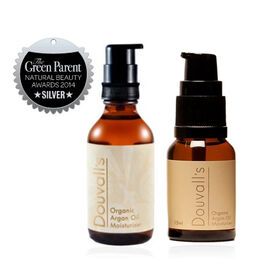 Alicia Douvall- Argan Oil Moisturiser 100ml with free Argan Oil 15ml Estimated dispatch 2 - 4 working days
