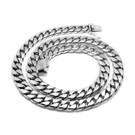 Royal Bali Collection Sterling Silver Necklace (Size 22), Silver wt 166.00 Gms.