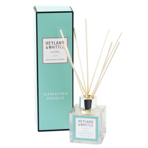 Heyland and Whittle 932 Clementine and Prosecco Reed Difuser and Reeds 100ml