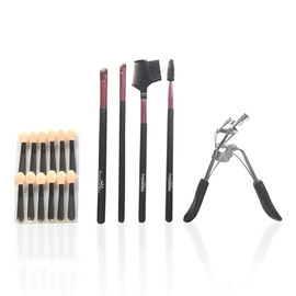 (Option 1) Set of 6 - Piece Make Up Brush for Eyes