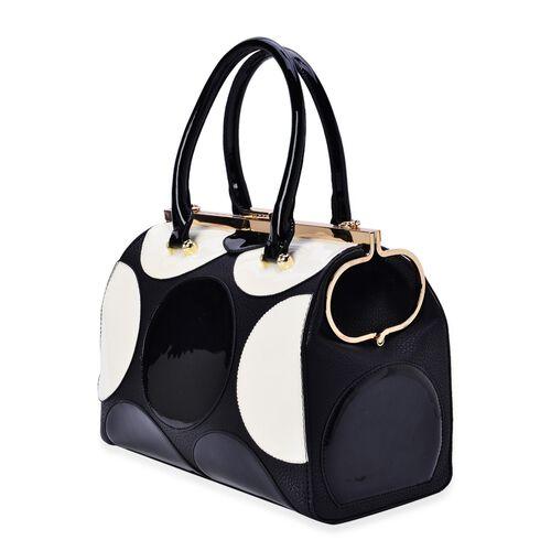 Limited Edition Eden Handbag  (Size 30X25X10 Cm)
